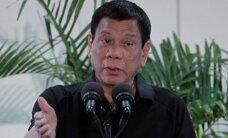 Filipiinide president võrdles end Hitleriga ja avaldas soovi tappa miljoneid narkomaane