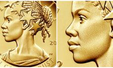 ФОТО: США впервые выпустят монету с афроамериканкой