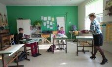 FOTOD ja VIDEO: Pisikooli direktor soovib kooli meelitada õpilasi kogu riigist