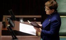 Brüssel andis Poola valitsuse kohtute kiusamise uurimisele ametliku käigu