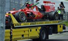 UUS VIDEO: Kas hoopis Alonso sõitis Räikköneni rajalt välja?