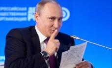 Путин объяснил причины парламентских драк и сквернословия