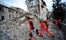 ФОТО и ВИДЕО: В центральной Италии произошло землетрясение, число погибших растет