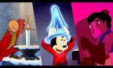 VIDEO: Multifilmide evolutsioon ehk 92 aastat Disney multikaid 92 sekundiga!