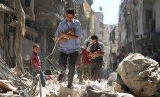 Перемирие в Сирии вступает в силу на закате