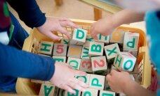 В Таллинне плата за место в детском саду поднялась до 57 евро
