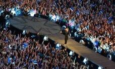 Robbie Williamsi kontserdi DVD valmib selle aasta lõpus