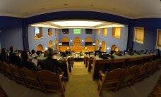 KALEV 25: Korvpalliliit kutsub kõik riigikogu liikmed Kalevi suurvõidule pühendatud showd vaatama
