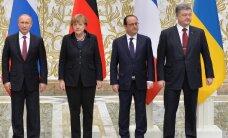 """Меркель созвала встречу """"нормандской четверки"""" в Берлине"""