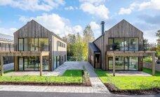 Pilkupüüdva arhitektuuriga eestlaste ehitatud puitmaja Norras on energiasäästlik ja elamissõbralik