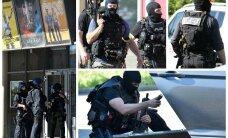 ФОТО: В Германии вооруженный мужчина ворвался в кинотеатр, есть пострадавшие