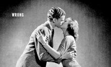 Eriti lahedad FOTOD: Suur suudlemisõpetus aastast 1942 — kehtib ka tänapäeval!
