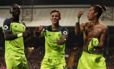 FOTOD: Liverpool võitis väravaterohke mängu, Klavan mängis kolm minutit
