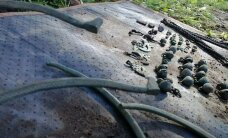 ФОТО: На мызе Ээрика-Нийлеса Кросса вновь обнаружили древний клад