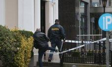 FOTOD: Politsei eriüksuse vormis mehed tulistasid Dublinis inimese surnuks