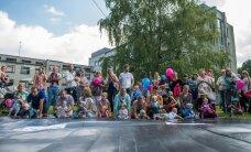 VAATA JÄRELE: Nunnumeeter põhjas — eesti beebid roomavad võidu!