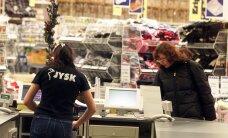 Балтийская торговая сеть Jysk открывает первый магазин в Минске