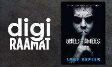 """RAAMATUKATKEND: Lars Kepleri """"Uneliivamees"""""""