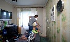 Aastaid rõskes ja remontimata majas elav pere võitleb raskete tervisehädadega