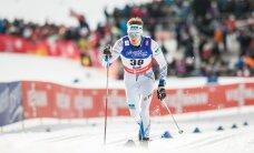 Эстонские лыжники заработали первые очки в Кубке мира
