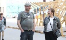DELFI FOTOD: Sotside juht Ossinovski kutsus mõttekaaslased Vabale Lavale aru pidama