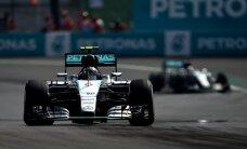 VIDEO: Rosberg võitis Mehhiko GP, Räikköneni välja puksinud Bottas tuli kolmandaks