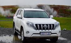 WhatCari proovisõit: Toyota Land Cruiser – värskendust kapoti alla
