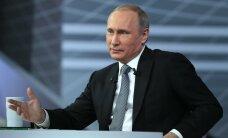 Путин посоветовал G20 воздержаться от вмешательства во внешнюю политику