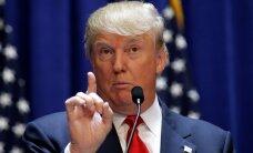 Трамп согласен защищать страны Балтии от России только при одном условии