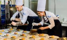 Эстония заняла второе место на чемпионате поваров стран Балтии
