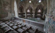 Министерство предложило возможные варианты эксплуатации Нарвской Александровской лютеранской церкви