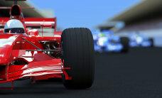 F1 masinad asuvad stardijoonele