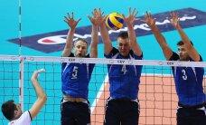 Сборная Эстонии обыграла экс-чемпиона Европы Испанию