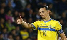 Hollandi ajaleht: Zlatan Ibrahimovic sõlmis lepingu Manchester Unitediga