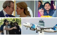 ГЛАВНОЕ ЗА ДЕНЬ: Катастрофа EgyptAir, недовольные беженцы и ребенок Ильвесов