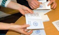 Riigikogu valimised Vormsil