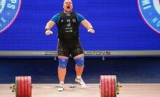 Seim: olen tõukamises võimeline Eesti rekordiks