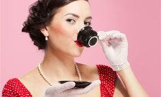 Tänane pudrupäev on naiste püha - tööd ei tehta, käiakse kõrtsis ja juuakse naistepuna