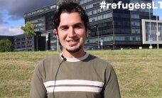 Беженец из Сирии: узнав, что меня отправляют в Литву, я был потрясен