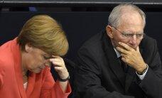 Kreeka probleem murendab Saksa valitsust