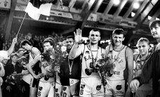 HOMSES MAALEHES: Tuntud ravitsejad aitasid Kalevi korvpallurid Nõukogude Liidu meistriks