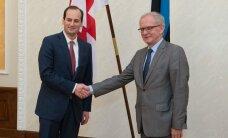 Джанелидзе прибыл в Эстонию, чтобы обсудить вопрос интеграции Грузии в ЕС