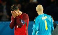ВИДЕО: Португалия сыграла вничью - Роналду не забил пенальти