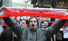 GRAAFIK: Poola võimupartei toetus on konkurentidega võrreldes vaid kasvanud