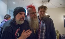 FOTOD: Kõik olid kohal! J.M.K.E. tähistas Rock Cafés raju peoga 30.sünnipäeva