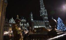 Brüsseli keskväljaku on hõivanud politsei ja sõjavägi