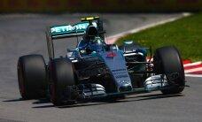 Rosberg võitis Kanada GP viimase vabatreeningu