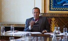 Ильвес: для Эстонии финансовые ограничения были неизбежностью