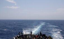 GRAAFIK: Sõja eest Euroopasse põgenenud rahvuste tipp10