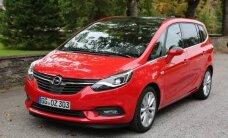 """Proovisõit: Opel Zafira - auto, mida ka paadunud """"automaaturid"""" võiks proovida"""